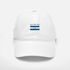 Honduras Flag (Distressed) Baseball Baseball Baseball Cap