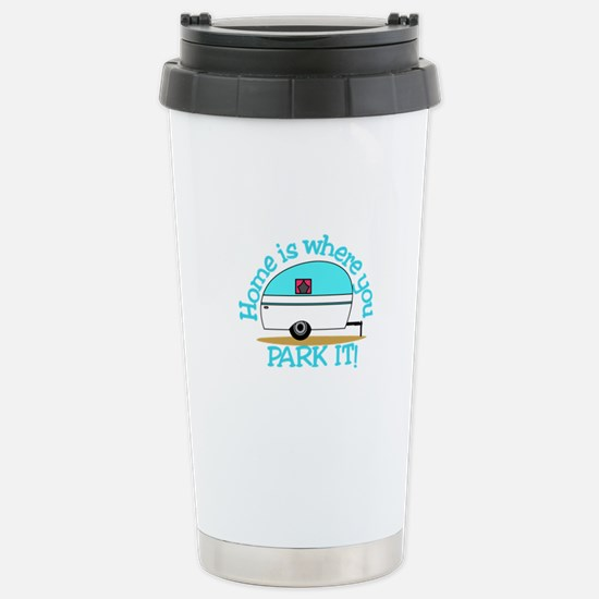 Park It Travel Mug