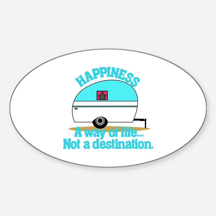 Happiness Bumper Stickers