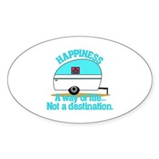 Happiness Decal