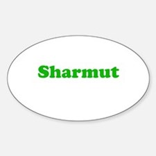 Sharmut Oval Decal