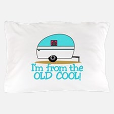 Old Cool Pillow Case