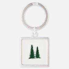 Trees Keychains