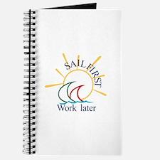 Sail First Journal