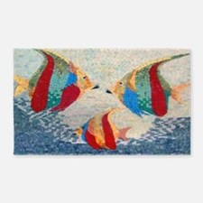 Angel Fish Area Rug