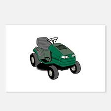 Lawnmower Postcards (Package of 8)