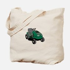 Lawnmower Tote Bag