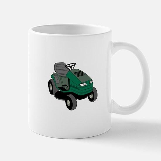 Lawnmower Mugs