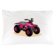 Four Wheeler Pillow Case