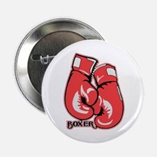 "Boxing Gloves 2.25"" Button"