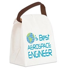aerospace engineer Canvas Lunch Bag