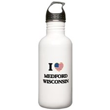 I love Medford Wiscons Water Bottle