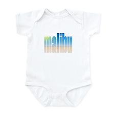 Cool Malibu beach california Infant Bodysuit