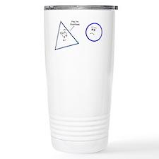 YOU'RE POINTLESS Travel Mug
