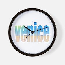 Unique Venice beach Wall Clock