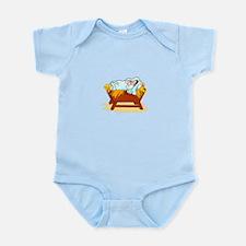 Baby in Manger Body Suit