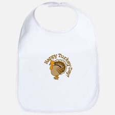 Turkey Day Bib