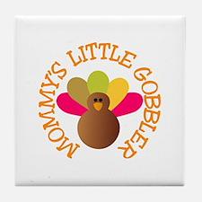 Mommys Gobbler Tile Coaster