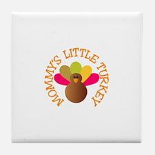 Mommys Turkey Tile Coaster
