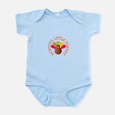 Mommys Turkey Body Suit