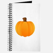 Applique Pumpkin Journal