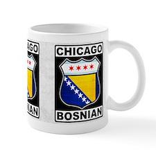 Chicago Bosnian American Mugs