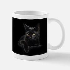 Black Cat Small Small Mug