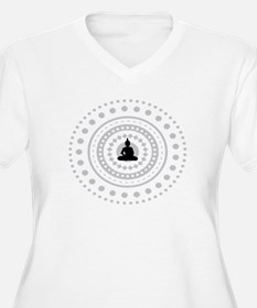 Limited Edition Buddha Shirt Plus Size T-Shirt