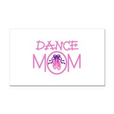 Dance Mom Rectangle Car Magnet