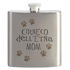 Cirneco dell'Etna Mom Flask