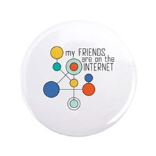 On The Internet Button