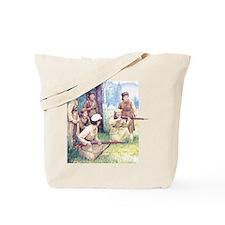 Fierce Ladies Tote Bag
