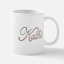 Gold Kathi Mug