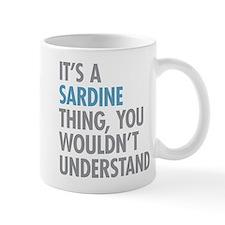 Sardine Thing Mugs