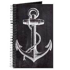 modern nautical anchor Journal