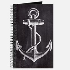 modern nautical anchor Journal