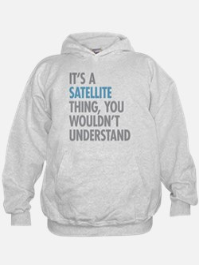 Satellite Thing Hoodie
