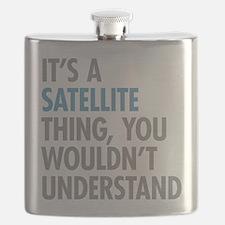 Satellite Thing Flask