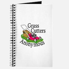 Grass Cutters Anonymous Journal