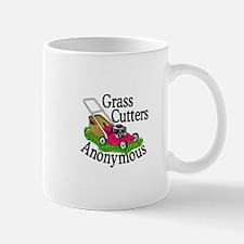 Grass Cutters Anonymous Mugs