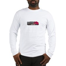Santa Fe War Bonnet Long Sleeve T-Shirt