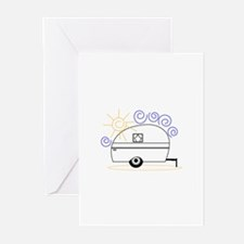 Camper Greeting Cards