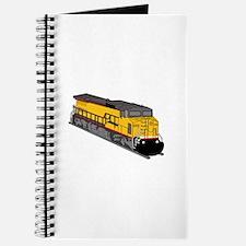Train Engine Journal