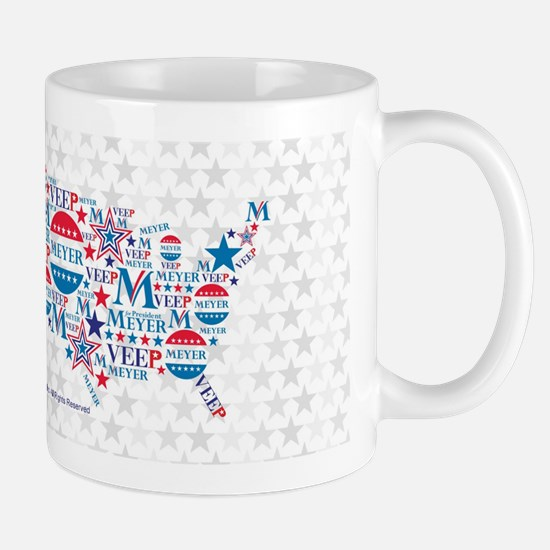 Veep Map Mug
