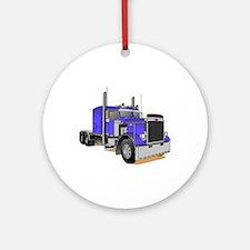 Truck 2 Ornament (Round)