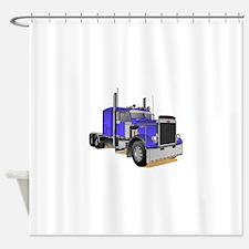 Truck 2 Shower Curtain