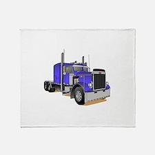 Truck 2 Throw Blanket