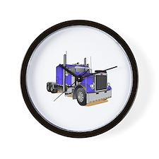 Truck 2 Wall Clock