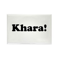 Khara! Rectangle Magnet