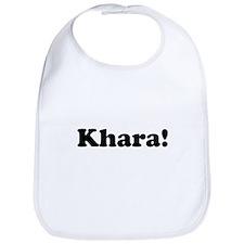 Khara! Bib